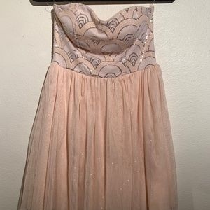 Windsor Dusky Pink Formal Dress